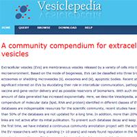 Vesiclepedia胞外囊泡数据库