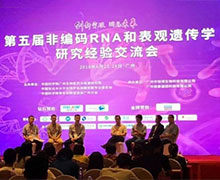 2018 · Innovation · Future The fifth forum of non-coding RNA & epigenetics held in Huachen